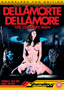 The Cemetery Man (DVD)