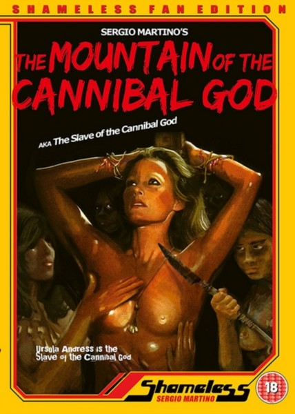 The Mountain Of The Cannibal God (DVD)