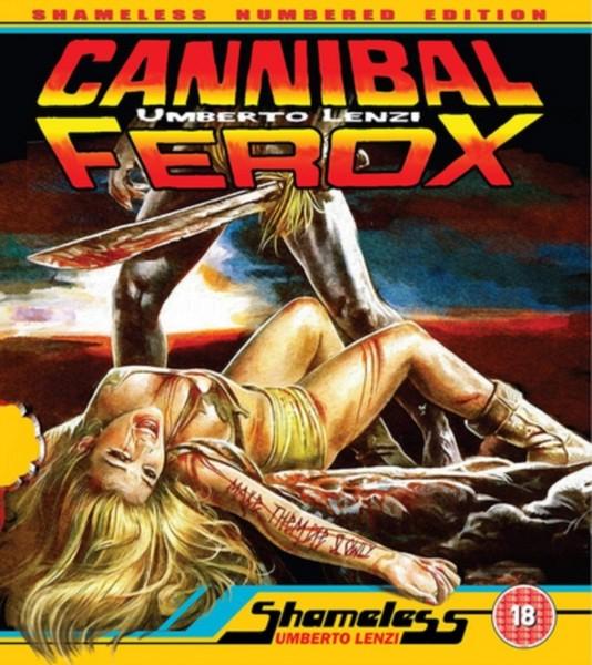 Cannibal Ferox (Blu-ray)