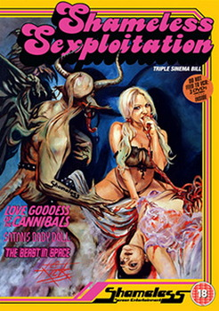 Shameless Sexploitation Box Set (DVD)