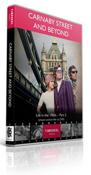 Carnaby Street And Beyond - Life In The 1960S - Part 2 (DVD)