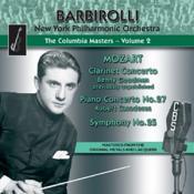 Barbirolli - Columbia Masters  Vol 2 (Music CD)