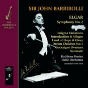 Hallé Orchestra - Elgar: Symphony No.2; Enigma Variations etc (Music CD)