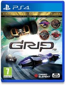 Grip: Combat Racing - Rollers Vs Airblades Ultimate Edition (PlayStation 4) (PS4)