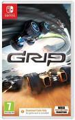 GRIP: COMBAT RACING (Nintendo Switch) (Code in box)