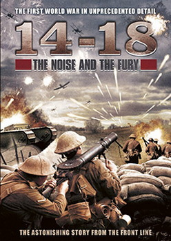 14 - 18: The Noise And The Fury (DVD)