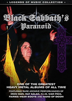 Black Sabbath - Paranoid (DVD)
