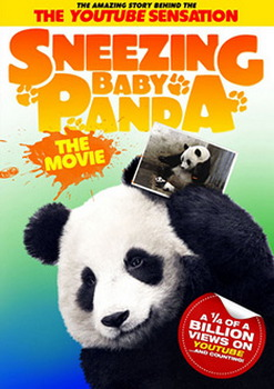 Sneezing Baby Panda - The Movie (DVD)