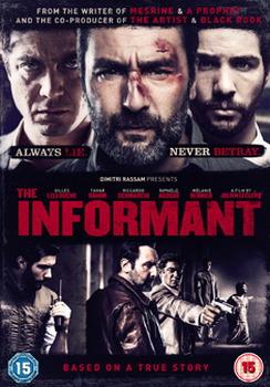 The Informant [Blu-ray]