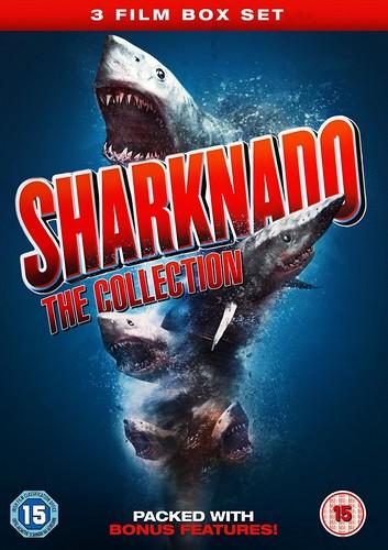 Sharknado Boxset 1 - 3 (DVD)