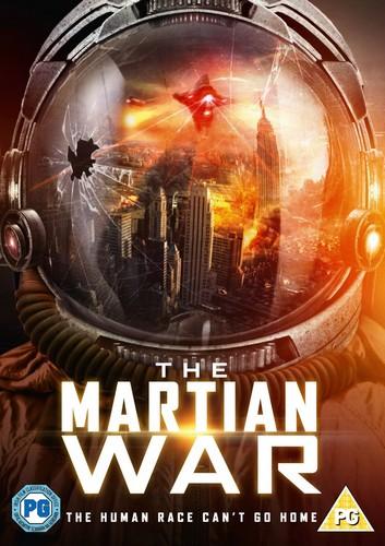 The Martian War (DVD)