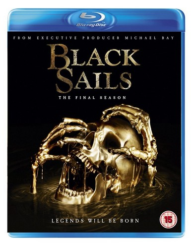 Black Sails: Season 4 (Blu-ray)