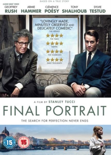 Final Portrait (DVD)