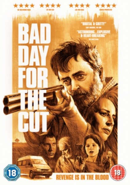 Bad Day For the Cut (DVD)