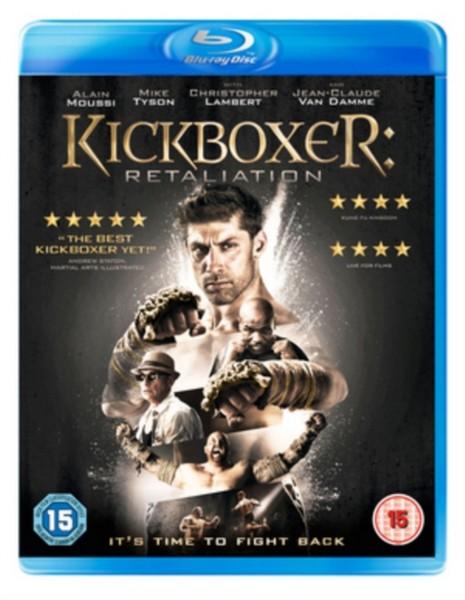 Kickboxer: Retaliation (Blu-ray)