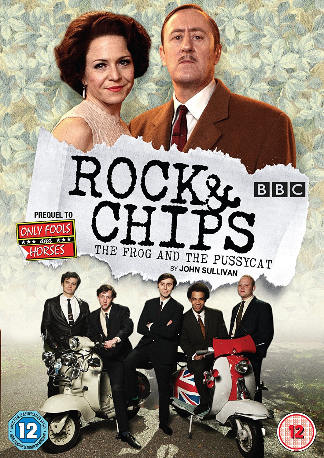 Rock And Chips 3 - The Frog And The Pussycat (DVD)