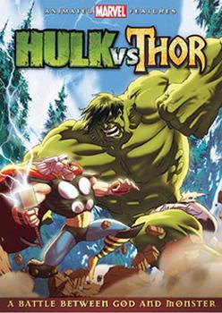 Hulk Vs Thor (DVD)