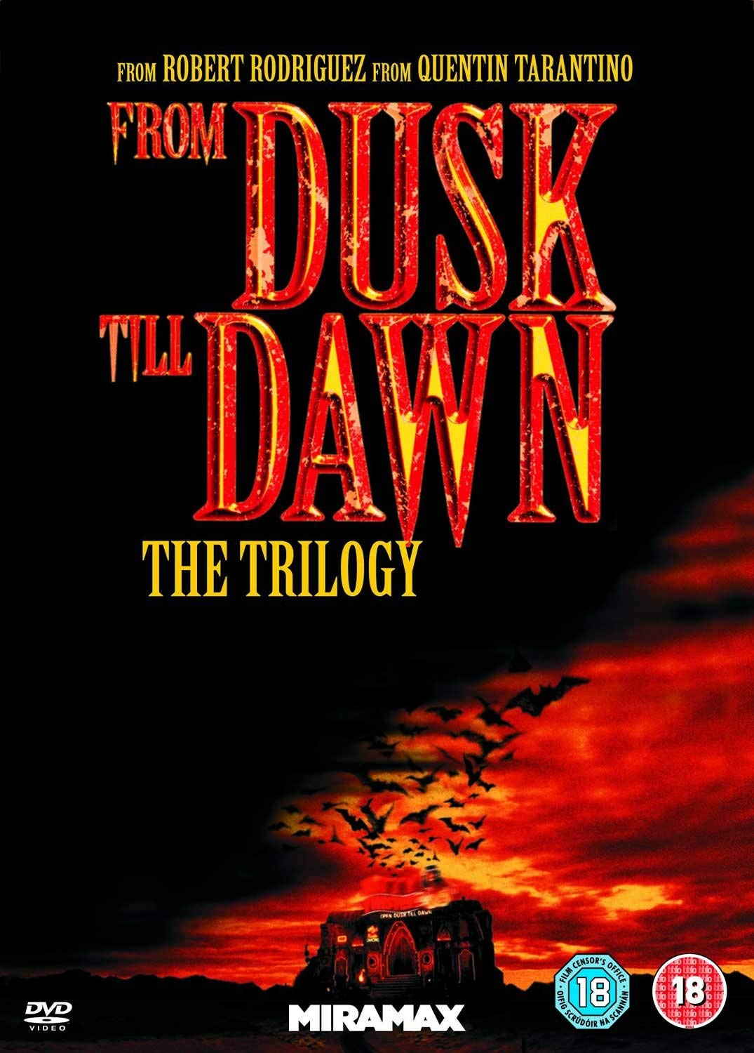 From Dusk Till Dawn (1-3 Collection) (DVD)