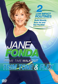 Jane Fonda: Trim  Tone & Flex (DVD)