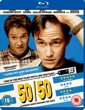 50 / 50 (Blu-Ray)