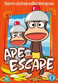 Ape Escape (DVD)