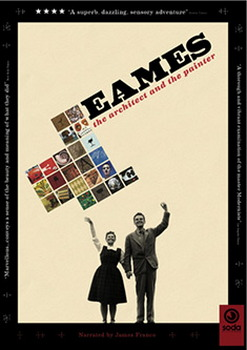 Eames - The Architect And The Painter (DVD)