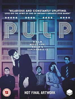 Pulp: A Film About Life  Death  And Supermarkets (DVD)