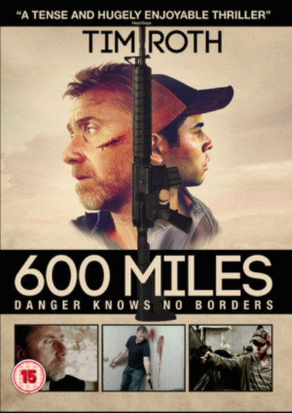 600 Miles (DVD)