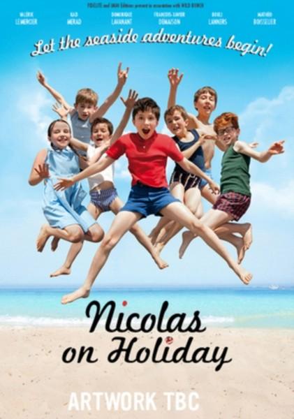 Nicolas on Holiday