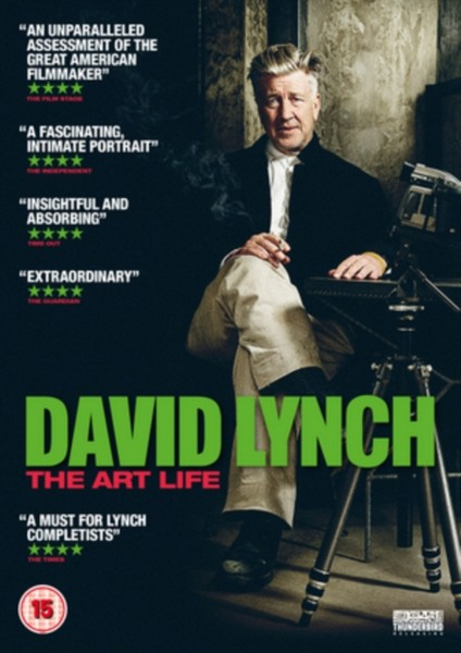David Lynch - The Art Life (DVD)
