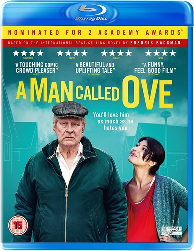 A Man Called Ove [Blu-ray] [2017] (Blu-ray)