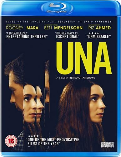 Una [Blu-ray] [2017] (Blu-ray)