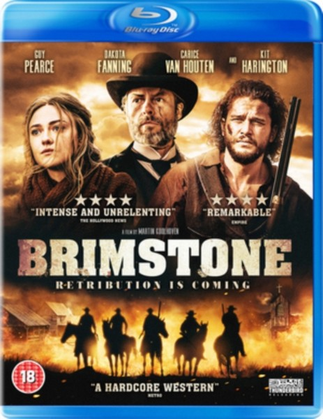 Brimstone  [2017] (Blu-ray)