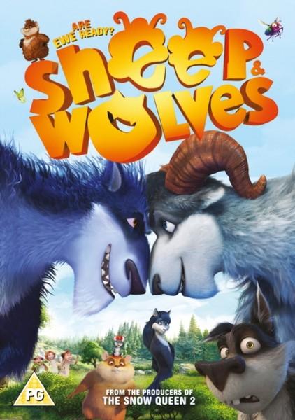 Sheep & Wolves [DVD] [2018]