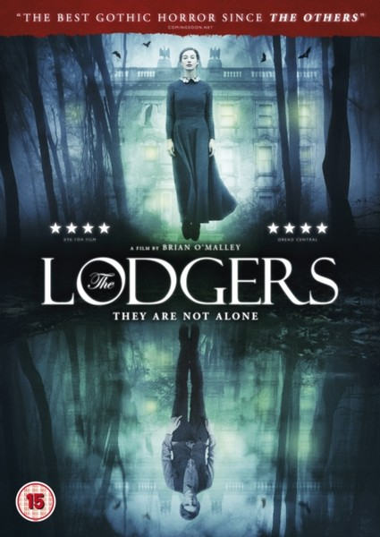 The Lodgers [DVD] [2018]