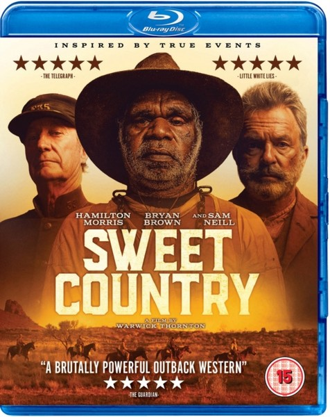 Sweet Country  [2018] (Blu-ray)
