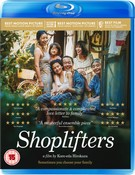 Shoplifters  [2018] (Blu-ray)