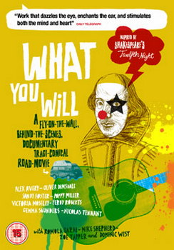 What You Will (DVD)