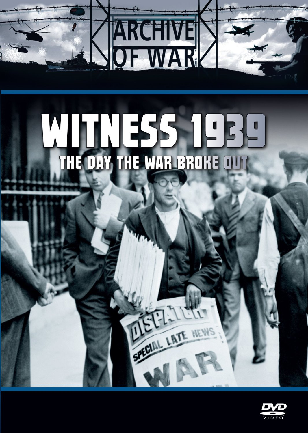 Witness 1939: When War Broke Out (DVD)
