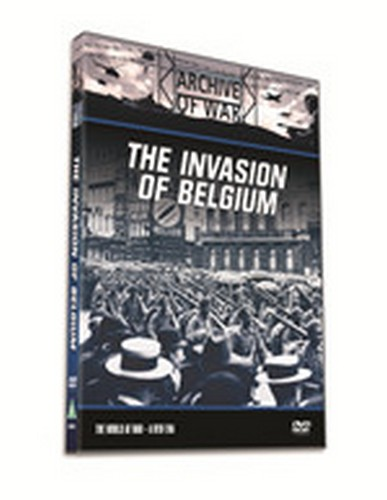 The Invasion Of Belgium (Archive Of War) (DVD)