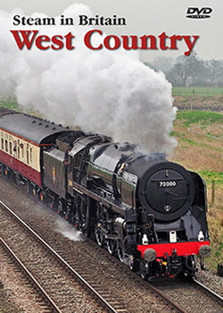 Steam In Britain - West Country (DVD)