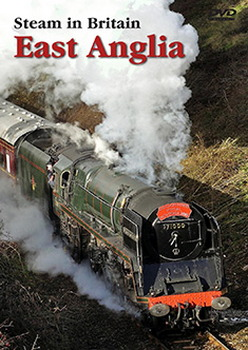 Steam In Britain - East Anglia (DVD)