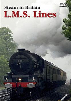 Steam In Britain - L.M.S. Lines (DVD)