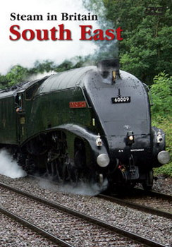 Steam In Britain - South East (DVD)