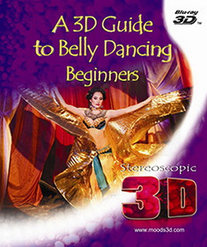 3D Guide To Belly Dancing (BLU-RAY)