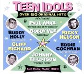 Various Artists - Teen Idols (Music CD)