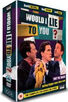 Would I Lie To You Season 5 (DVD)
