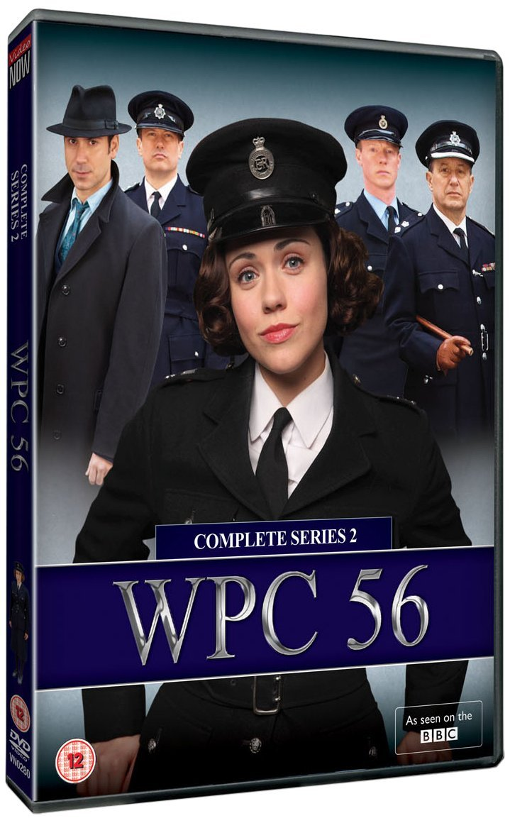 Wpc 56: Complete Series 2 (DVD)