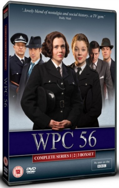 Wpc 56: Complete Series 1 - 3 (DVD)
