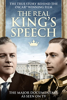 The Real King'S Speech (DVD)